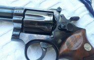 Predám revolver S&W, model 14-2, .38 Special