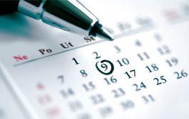Návrh upraveného kalendára pretekov pre rok 2020