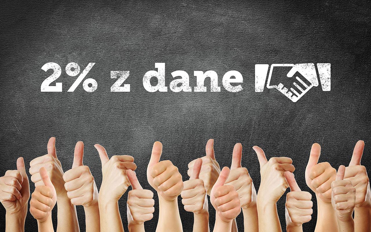 Ako zlepšiť financovanie Zväzu? 2% z dane!