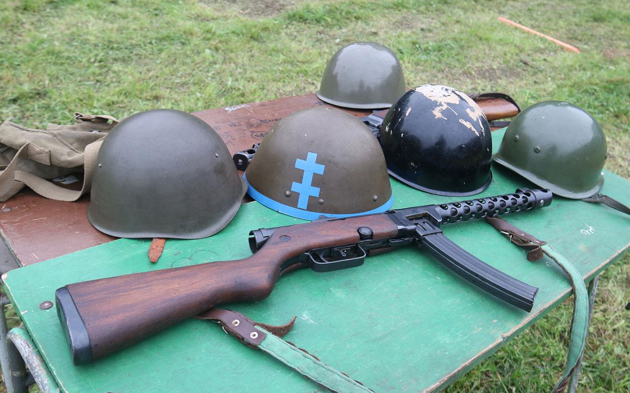 Slovenský vojak – veterán